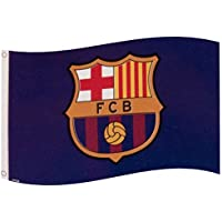 FCB FC Barcelona - Bandera con escudo 491a92467bc