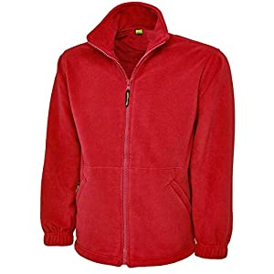 41brvV8gz4L. SS300  - MIG - Mud Ice Gravel Ladies Full Zip Classic Fleece Jackets Sizes 8 to 30 - Suitable for Work & Leisure