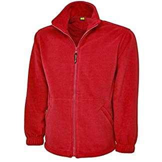 MIG - Mud Ice Gravel Ladies Full Zip Classic Fleece Jackets Sizes 8 to 30 - Suitable for Work & Leisure 6