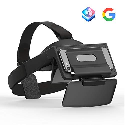 3D AR Gafas, The perseids HD Gafas de Realidad Aumentada Auriculares VR Casco,...