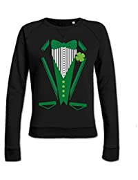 Saint Patrick's Day Costume Women's Sweatshirt by Shirtcity