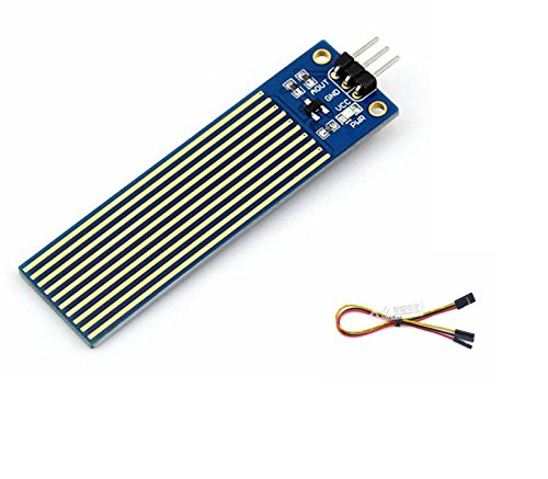 CQRobot Liquid Level Sensor for Water Level Alarm, Output Voltage Boosts Along with The Immersion Depth of The Module, Detection Depth: 48mm. - Liquid Level Switch