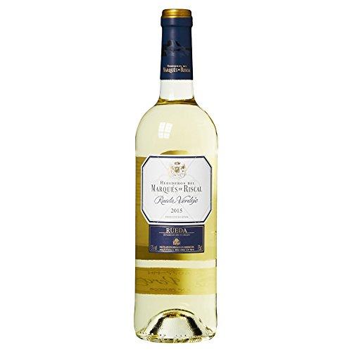 Marques De Riscal Verdejo - Vino Blanco Botella 0.75 L