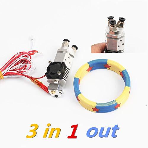He3D – EI3-Tricolor (Triple Extruder) - 7