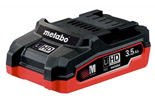 Preisvergleich Produktbild Metabo Akkupack LiHD 18V-3,5 Ah