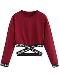 size 40 8a215 19170 Suchergebnis auf Amazon.de für: Bauchfrei - Pullover ...