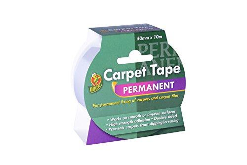 Duck Carpet Tape   50 Mm X 10 M