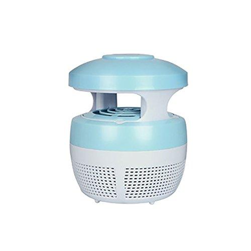 ZQ@QXSchwangere Frauen ohne Strahlung Mücke töten LED-Lampe, blau (Pepsi Maschine)