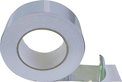 Aluminium-Klebeband Papier-Liner 50 mm x 50 m | 5060288740581 -