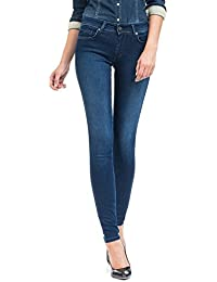 Salsa Jeans Wonder Push Up With Skinny Leg and Emana Denim