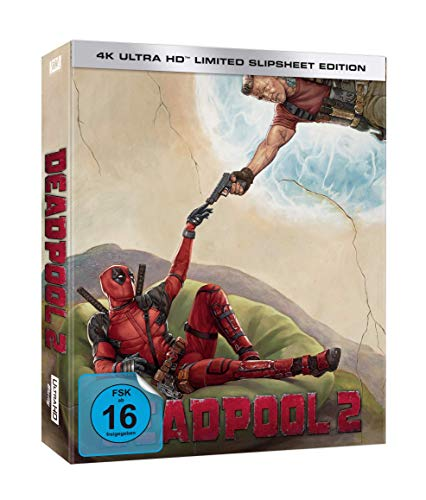 Deadpool 2 (4K UHD Slipsheet Edition) (exklusiv bei amazon.de) [Blu-ray] [Limited Edition] (Home Entertainment Fox)