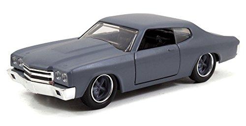 "1970 Chevrolet Chevelle [Jada 97379], ""Fast and Furious"", Grigio, 1:32 Die Cast"