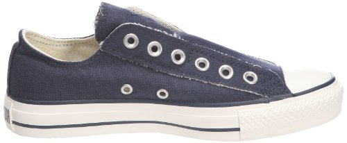 Converse All Star Slip 1V020, BAll Starkets mode mixte adulte Marine