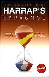 Mini dictionnaire espagnol-français, français-espagnol
