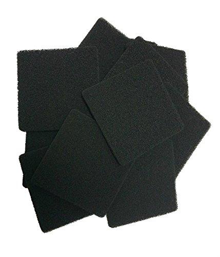 Générique Compatible Carboné Filtration Tapis Convient Rena Filstar xP Filtres Média (paquet de 200)