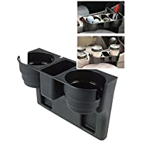 Seven Moon Car Valet Instant Cup Accessories Holder Tray Organizer (Standard Size, Random Color)