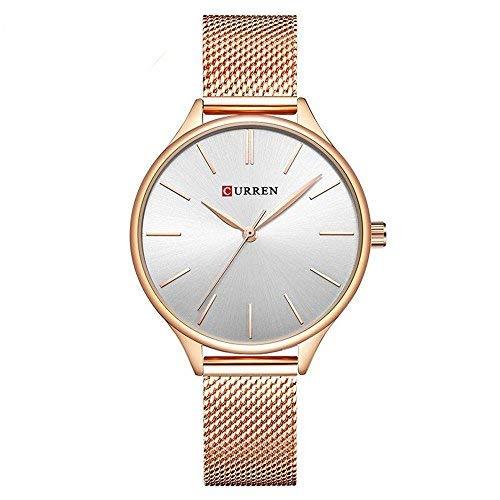 523ba0ee0154 treeweto reloj mujer Casual relojes de pulsera de cuarzo de moda diseño  creativo Ladies relojes Relogio