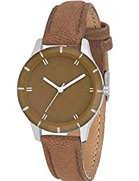 just like Analogue Dial Brown Color Watch for Men Set of 3