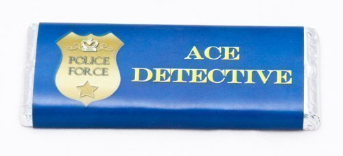 Preisvergleich Produktbild Ace Detektiv Schokolade Bar - 40g