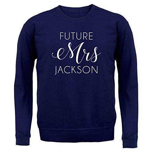 Future Mrs Jackson - Unisex Sweatshirt / Sweater - 8 Colours