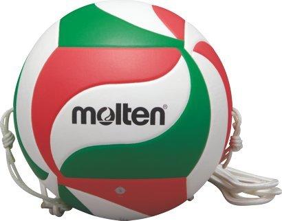Molten V5M9000-T Volleyball Trainingsball 2 Halteseile