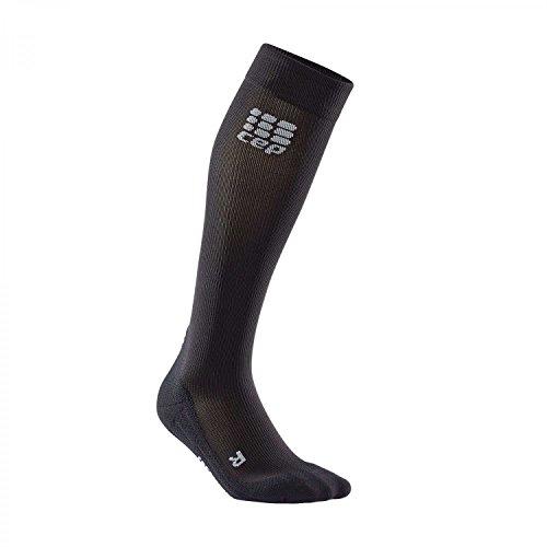 Womans Black 3 (cep Socks for Recovery Women black Schuhgröße III | 32-38cm 2018 Laufsocken)