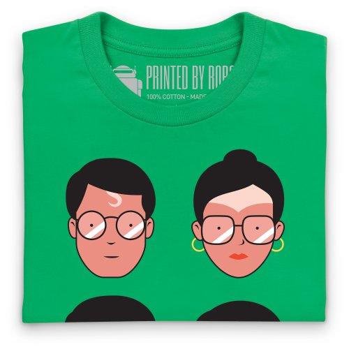 Superhero Tan Lines T-Shirt, Herren Keltisch-Grn