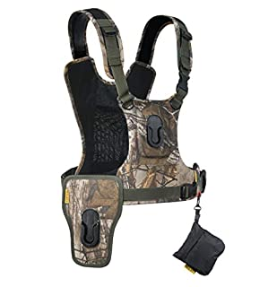 Cotton Carrier CCS G3 Camera Harness System for Two Cameras - Camo (B0749VHYBB) | Amazon price tracker / tracking, Amazon price history charts, Amazon price watches, Amazon price drop alerts