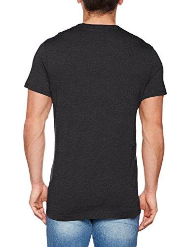 G-STAR RAW Herren T-Shirt Cadulor R T S/S Mehrfarbig (Black Htr 390)