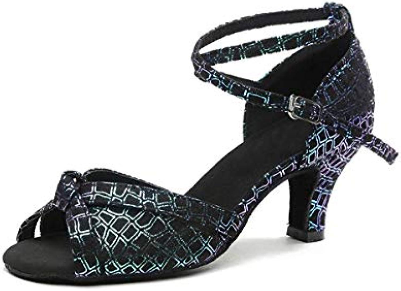 Willsego GL244 Ladies Peep Toe Toe Toe Blu Sintetico Ballroom Latino Tango Salsa Scarpe da Ballo Festa Nuziale Sandali... | Premio pazzesco, Birmingham  | Uomini/Donne Scarpa  b8d775