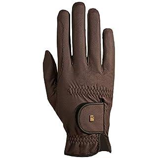 Roeckl -Roeck Grip- Handschuh, Unisex, Reithandschuh, in 10 Farben, alle Größen, mocca, 6
