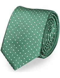 Cravate élégante par Fabio Farini différentes couleurs à choisir