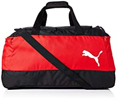 Idea Regalo - PUMA Pro Training II, Borsa Unisex adulto, Rosso Red Black, S