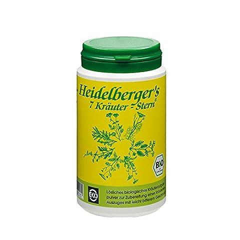 Heidelbergers 7-Kräuter-Stern, 100 g gemahlenes Pulver