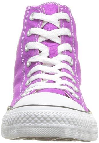 Converse Damen Chuck Taylor All Star Season Hi Sneaker Lila Kaktusblüte