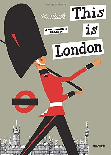 This is London por Miroslav Sasek