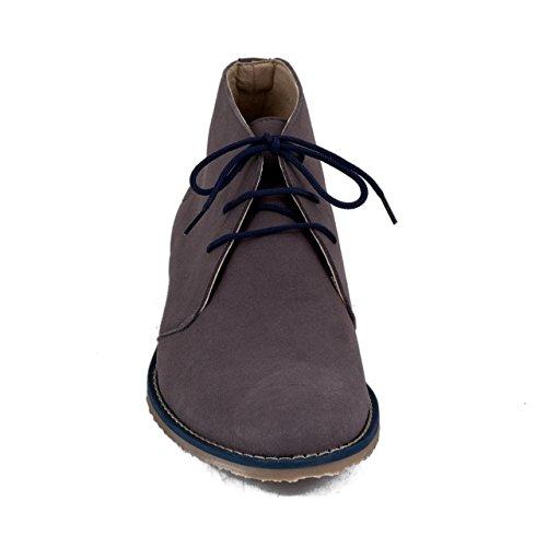 NAE Lagos Grau - Herren Vegan Stiefel - 3