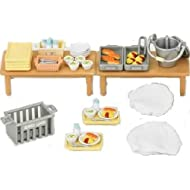 Sylvanian Families school and kindergarten love lunch set S-45 (japan import)