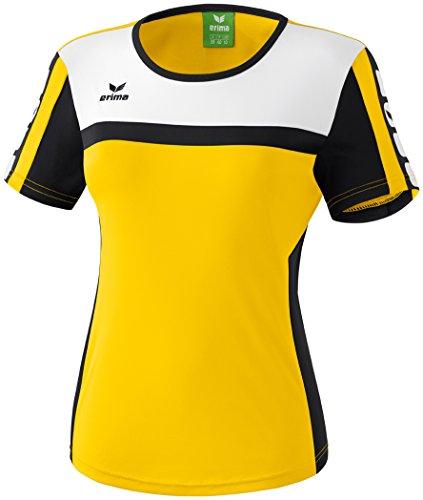 CLASSIC 5-CUBES T-Shirt Gelb/Schwarz/Weiß