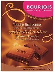 Bourjois Délice de poudre Poudre bronzante