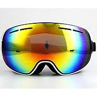 LEAGUE&CO Skibrille Snowboardbrille Schneebrille Brille Schutzbrille Sportbrille 3os5Xk