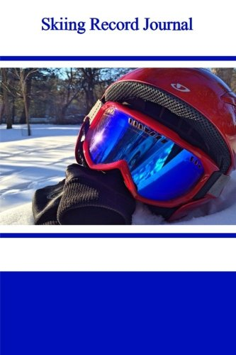 Skiing Record Journal por Tom Alyea