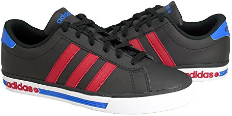 adidas NEO Herren Daily Team Sneakers  Schwarz  Eu