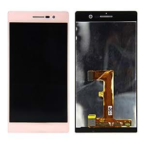 SKILIWAH®écran complet pour Huawei Ascend P7+OUTILS+LCD +VITRE TACTILE rose
