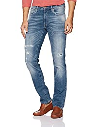 Jack & Jones Men's Tim Slim fit Jeans