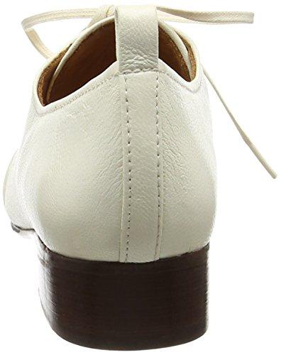 Chie Mihara Gagush, Chaussures À Lacets Femme Blanc Cassé Off White