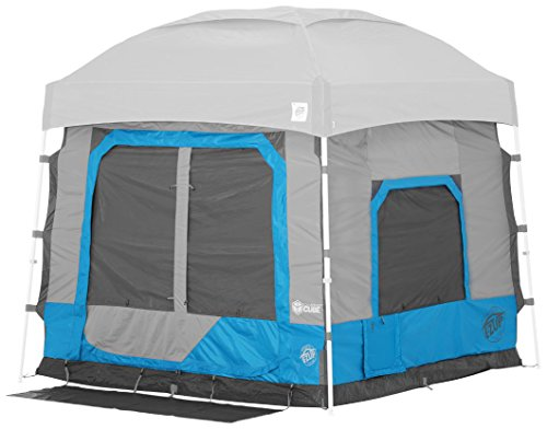 E-Z bis INC. E-Z bis Camping Cube 5,4Zelt Outdoor Splash