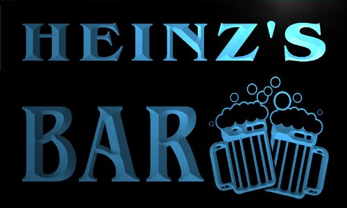 cartel-luminoso-w003932-b-heinz-name-home-bar-pub-beer-mugs-cheers-neon-light-sign