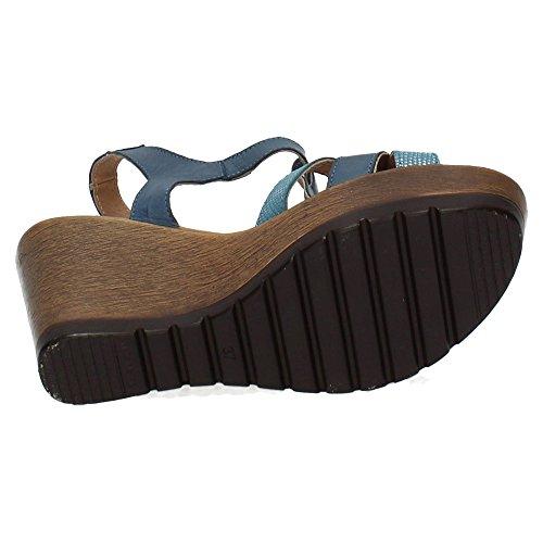 NOELIA Donna sandali Blu