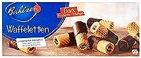 Bahlsen Waffeletten Dark Crispy Wafer Box, 100g